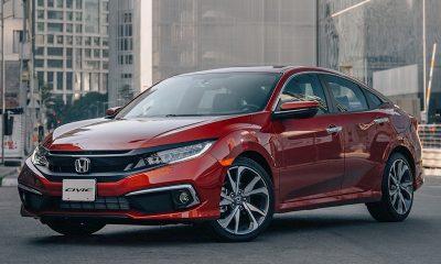 Test Drive Honda Civic