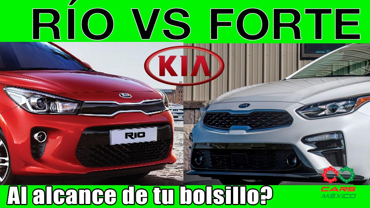 KIA RIO CARS MEXICO