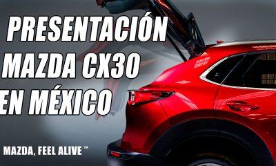 LANZAMIENTO MAZDA CX-30 MEXICO