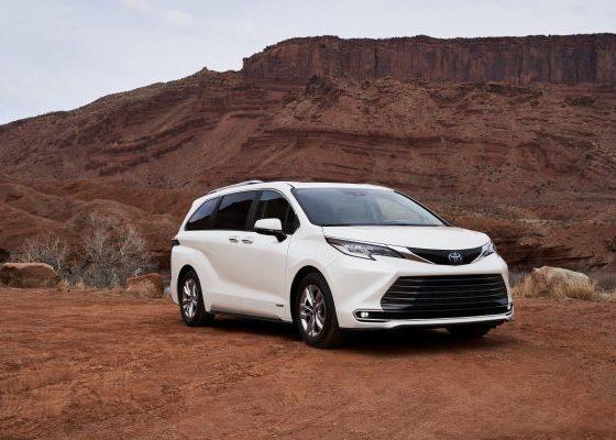 Toyota Sienna 2021 Carsmexico
