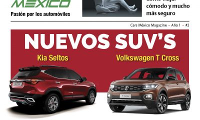 Cars Mexico Magazine