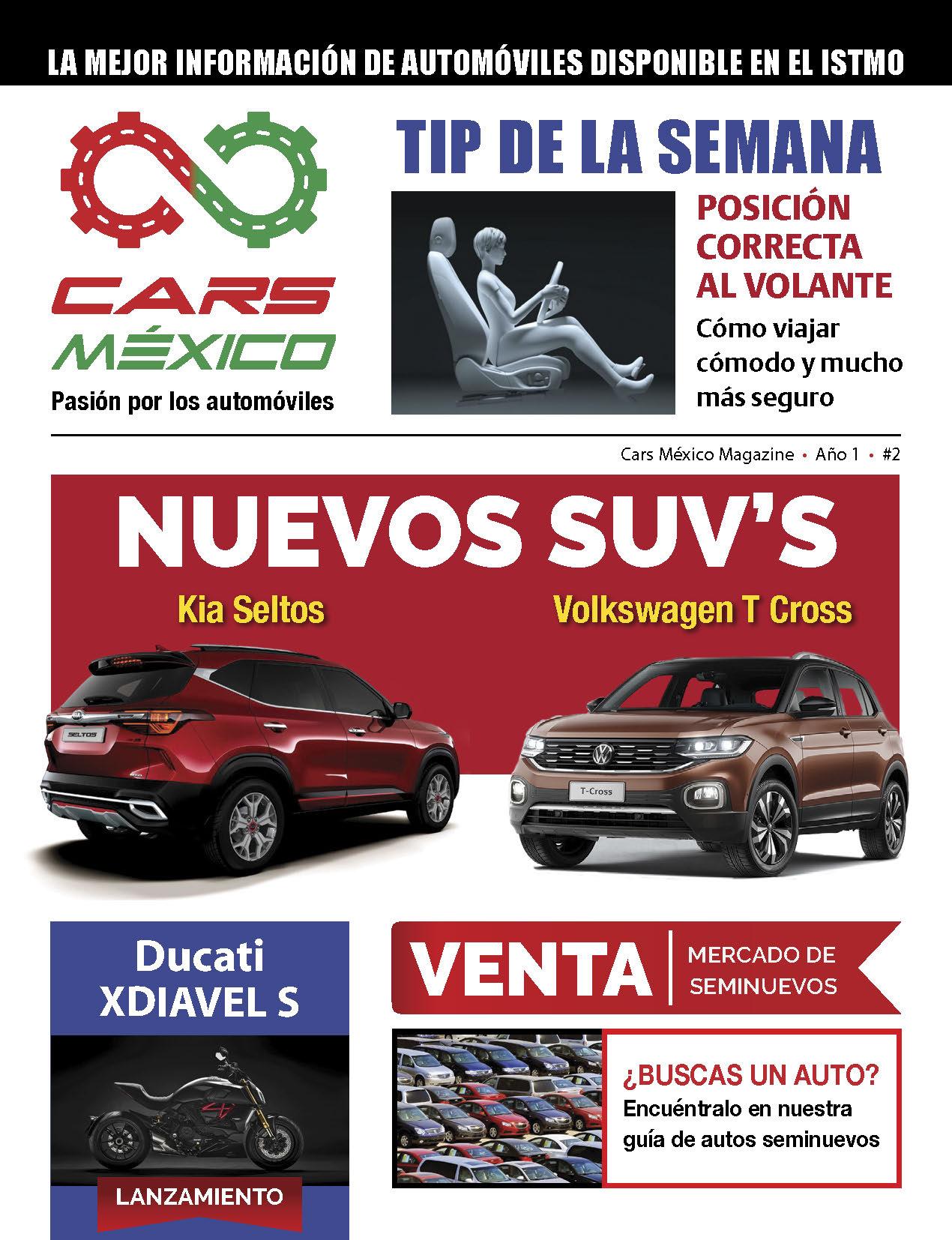 Cars Mexico Magazine