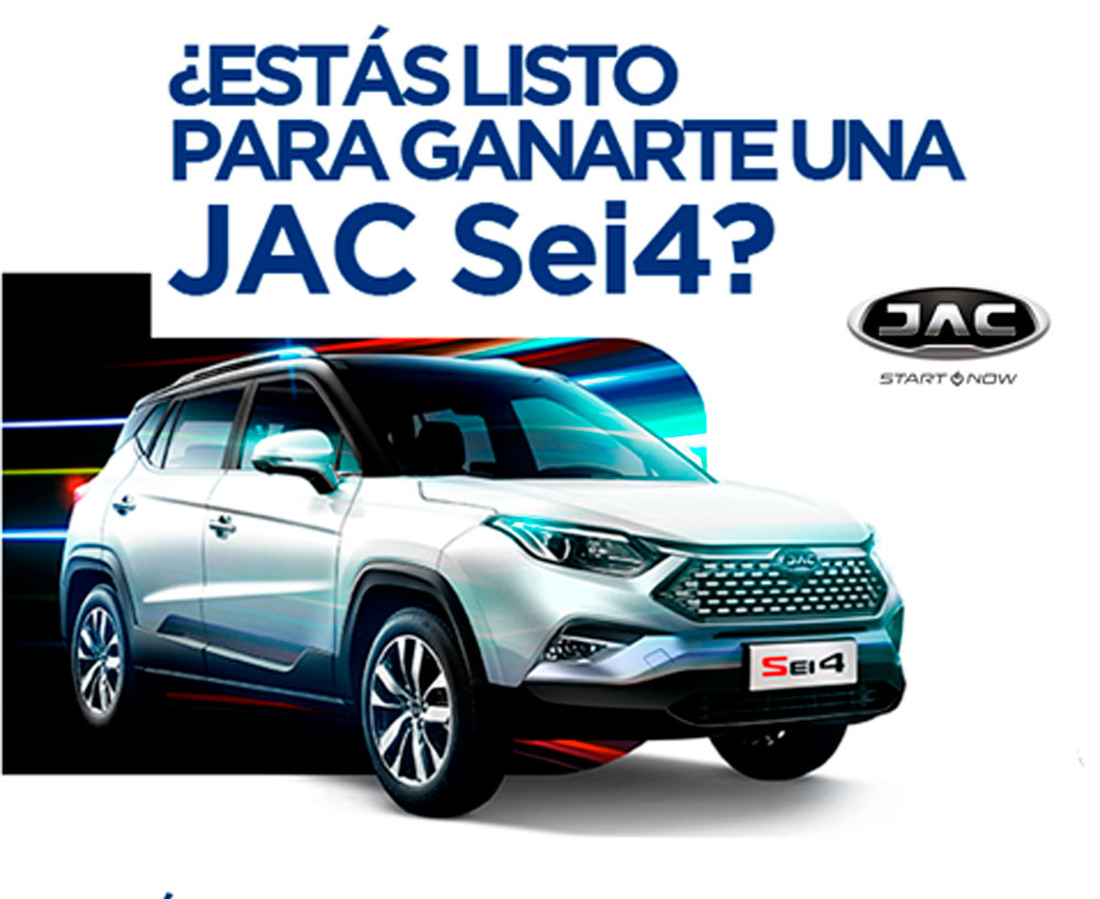 JAC SEI4 CARS MEXICO