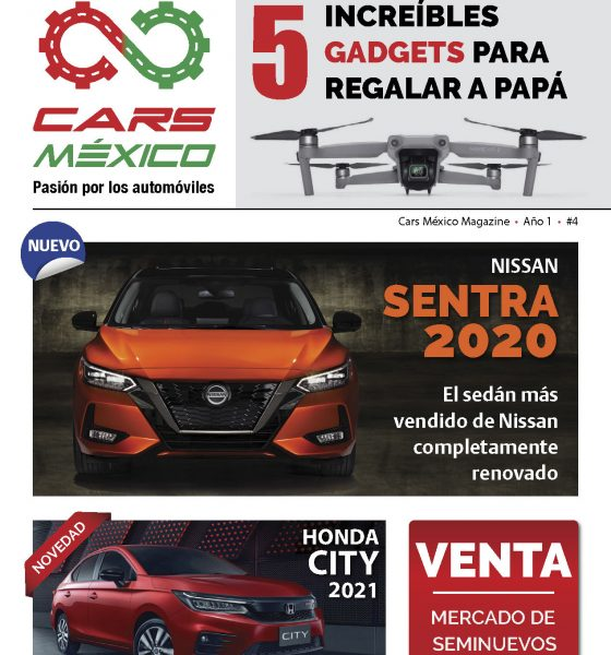 Cars Mexico Magazine 4